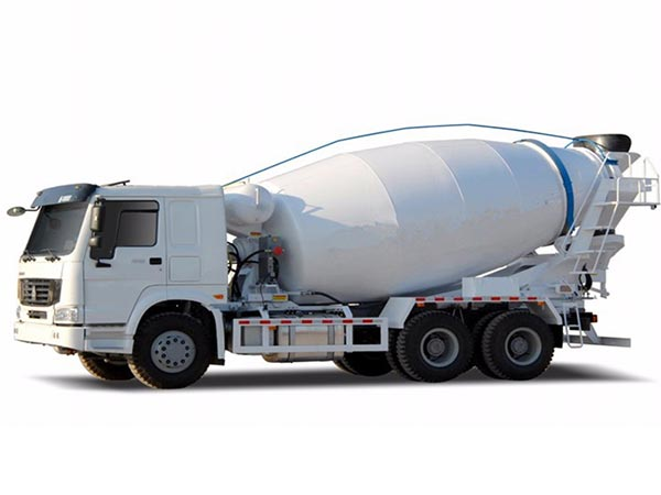 6m³ Concrete Mixing Transportation Truck