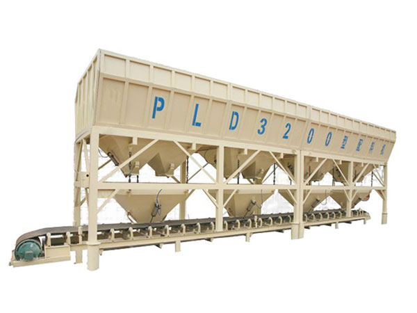 PLD3200 Concrete Batching Machine