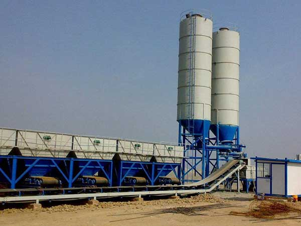 WBZ700 Stabilized Soil Batching Plant