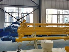 LSY273 Screw Conveyor