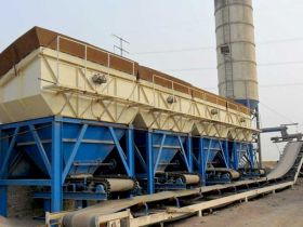 WBZ800 Stabilized soil mixing station