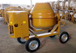 Jinsheng Concrete Mixer Order from USA